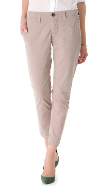 J Brand Inez Slim Fit Chino Pants