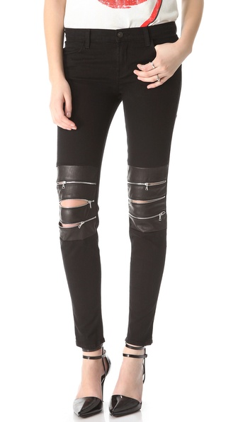 J Brand Karlie Skinny Jeans
