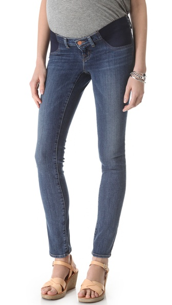 J Brand 34112 Maternity Rail Jeans