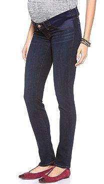 J Brand 34112 Mama J Rail Maternity Jeans