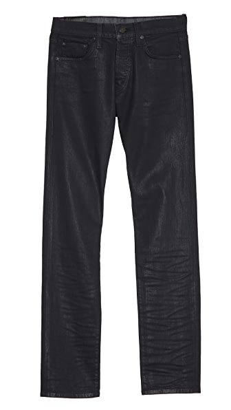 J Brand Tyler Underground Coated Slim Jeans