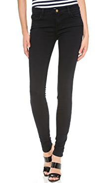 J Brand 624 Photo Ready Stacked Super Skinny Jeans