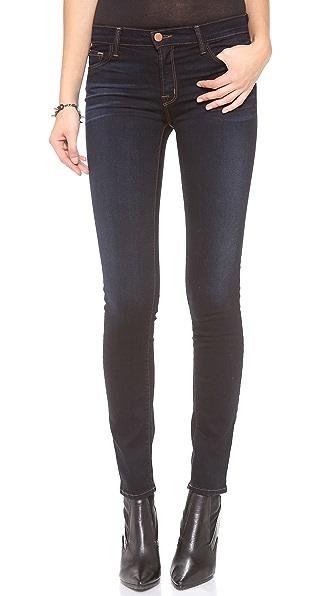 J Brand 8112 Mid Rise Rail Jeans