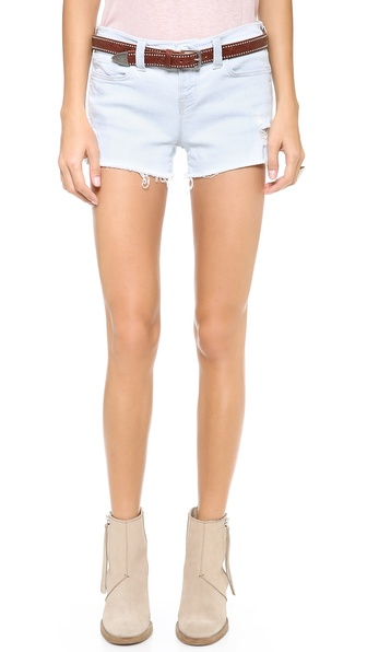 J Brand 1158 Cutoff Shorts