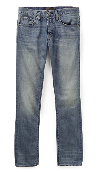 J Brand Tyler Button Fly Jeans
