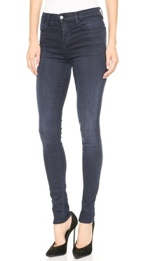 J Brand Maria High Rise Stocking Jeans