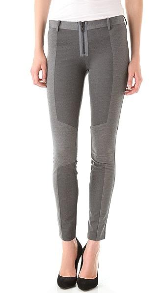 J Brand Ready-to-Wear Alexandra Biker Pants