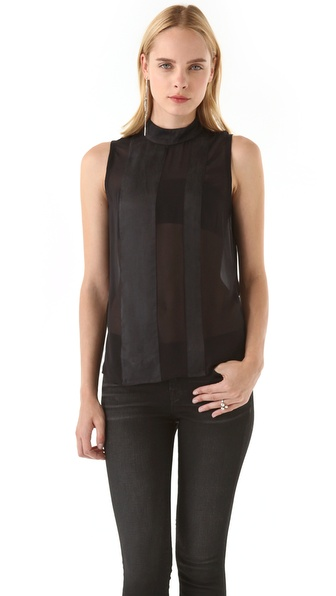 J Brand Ready-to-Wear Adriana Blouse