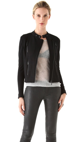 J Brand Ready-to-Wear Amber Biker Jacket