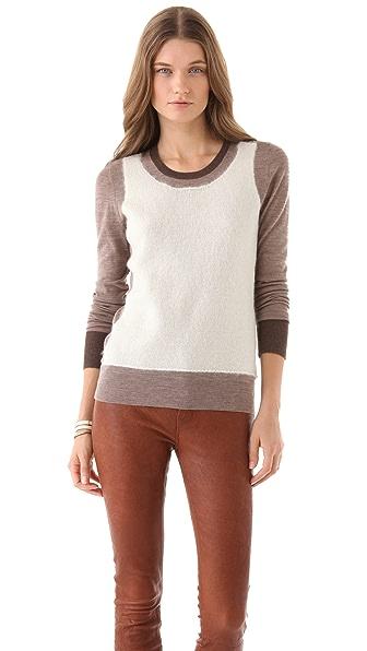 J Brand Ready-to-Wear Blythe Crew Sweater