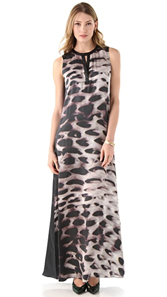 J Brand Ready-to-Wear Cristen Maxi Dress
