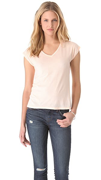 J Brand Ready-to-Wear Garland Tee
