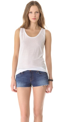 J Brand Ready-to-Wear Nikki Tank