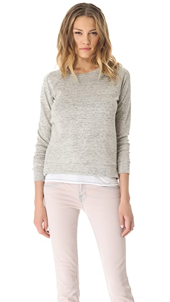 J Brand Ready-to-Wear Minnie Sweatshirt