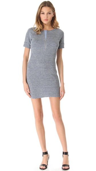 J Brand Ready-to-Wear Gale Sweatshirt Dress