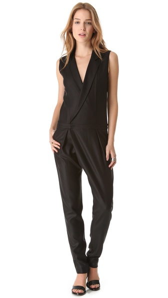 J Brand Ready-to-Wear Angelina Jumpsuit