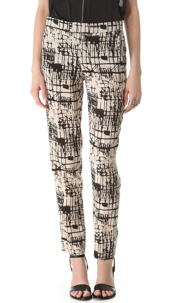 J Brand Ready-to-Wear Rosemary Trousers