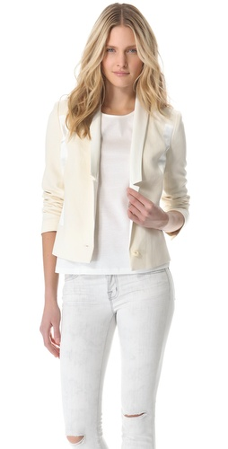 J Brand Ready-to-Wear Marion Combo Jacket
