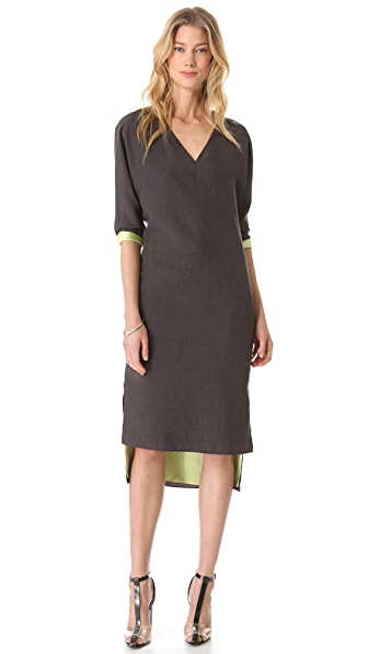 J Brand Ready-to-Wear Charlize Reversible Dress