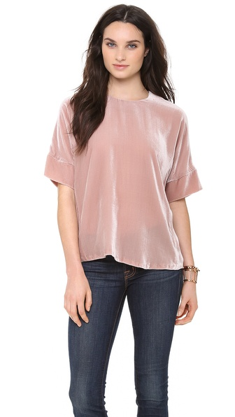 J Brand Ready-to-Wear Daisy Blouse