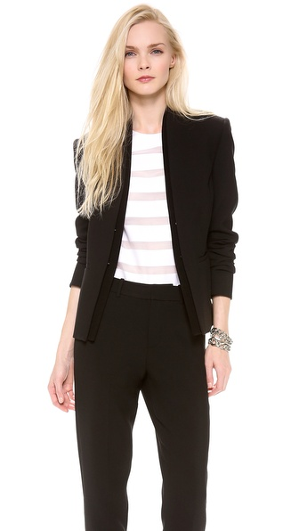 J Brand Ready-to-Wear Hale Blazer