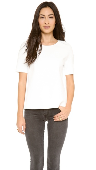 J Brand Ready-to-Wear Auden Top