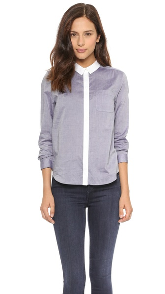 J Brand Ready-to-Wear Piper Blouse
