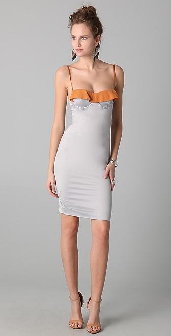 Just Cavalli Bustier Dress