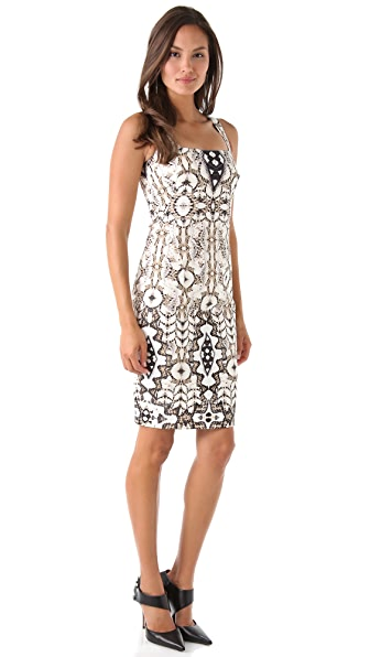 Just Cavalli Appaloosa Print Dress