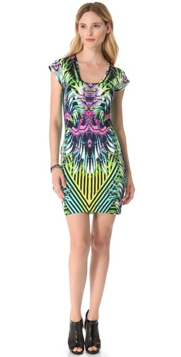 Just Cavalli Jungle Dress