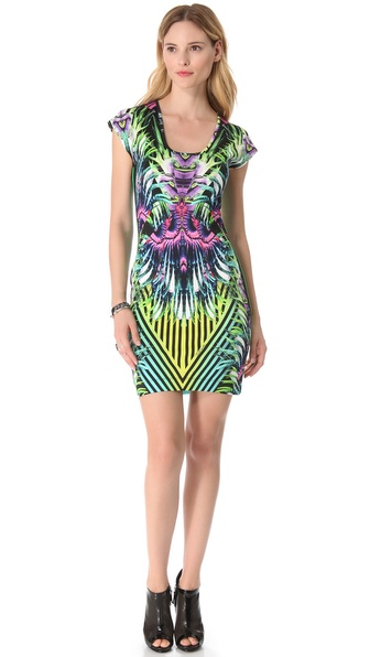 Just Cavalli Venus Jungle Dress