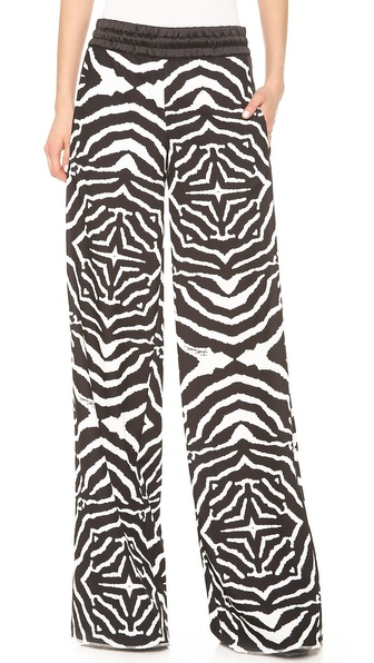 Just Cavalli Wide Leg Pants