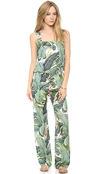 Just Cavalli Silk Jumpsuit