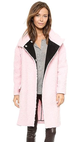Just Cavalli Pink Coat