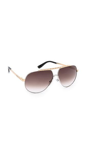 Jimmy Choo Benny Sunglasses