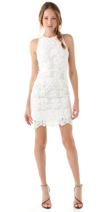 Joy Cioci Sam Lace Dress