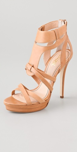 Jerome C. Rousseau Hanzo Zip Back Sandals