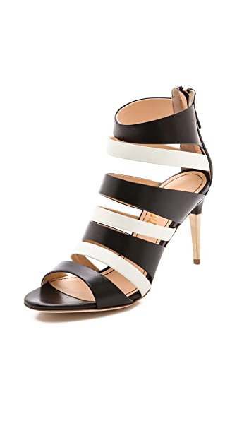 Jerome C. Rousseau Topanga Leather Sandals