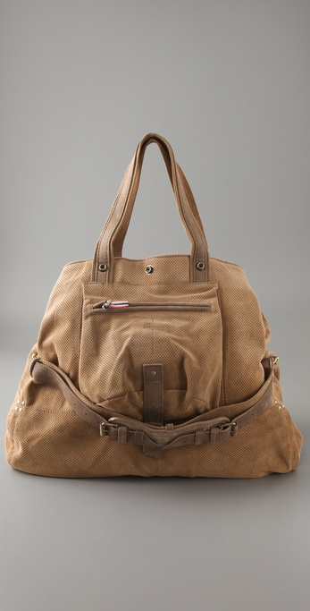 Jerome Dreyfuss Large Bily Satchel