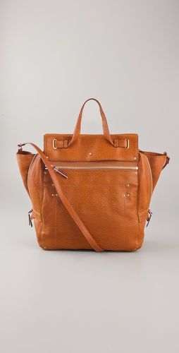 Jerome Dreyfuss Pedro Tote Bag