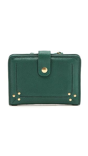 Jerome Dreyfuss Polo Wallet