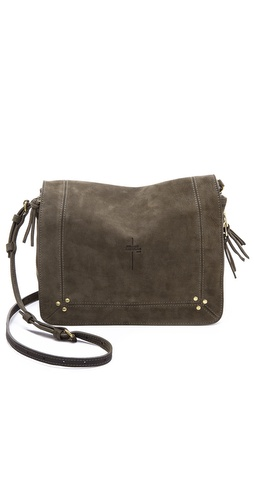 Jerome Dreyfuss Suede Igor Shoulder Bag at Shopbop / East Dane