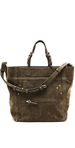 Jerome Dreyfuss Jacques Small Tote at Shopbop / East Dane