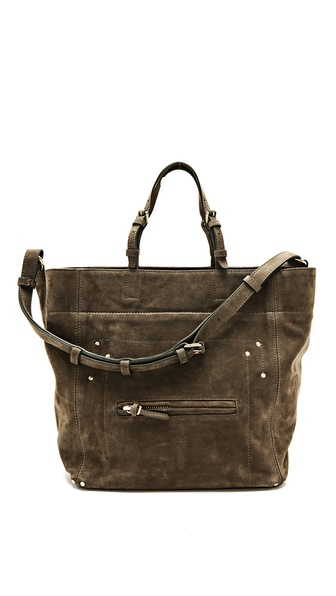 Jerome Dreyfuss Jacques Small Tote