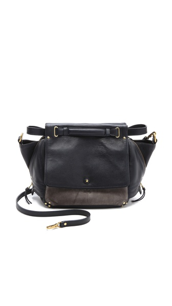 Jerome Dreyfuss Johan Medium Satchel