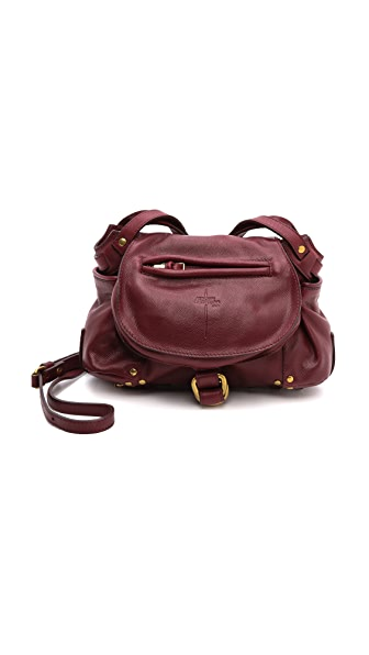Jerome Dreyfuss Twee Mini Bordeaux Bag