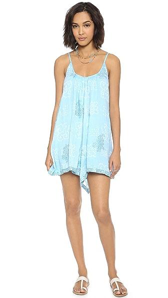 Juliet Dunn Low Back Strappy Dress