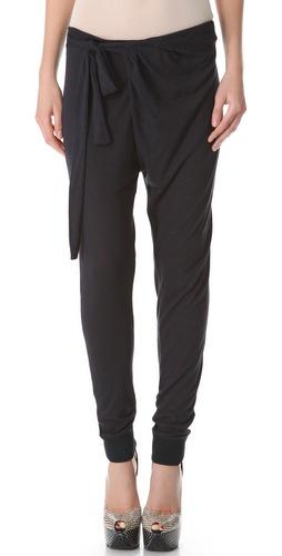 Jean Paul Gaultier Side Tie Pants