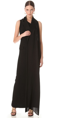 Jean Paul Gaultier Maxi Dress