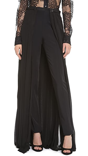 Jean Paul Gaultier Pleated Skirt